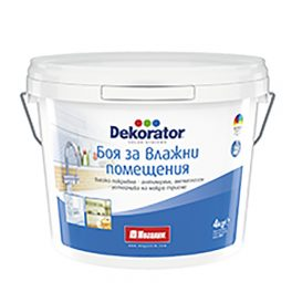 Dekorator Боя за влажни помещения